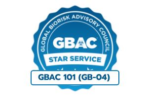 GBAC 101 (GB-04)